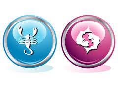 Мужчина Скорпион и женщина Рыбы, совместимость